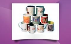чашки для сублимации
