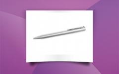 ручка металл 8